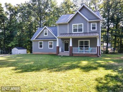 Spotsylvania Single Family Home For Sale: 12915 Dubin Drive
