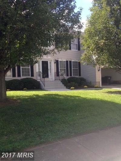 Fredericksburg VA Single Family Home For Sale: $349,999