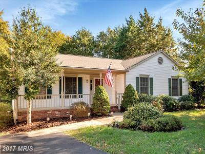 Fredericksburg Single Family Home For Sale: 27 English Oak Circle