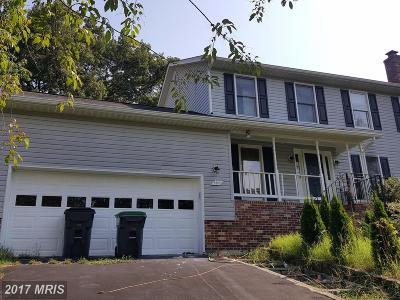 Fredericksburg Single Family Home For Sale: 6607 Merridith Lane