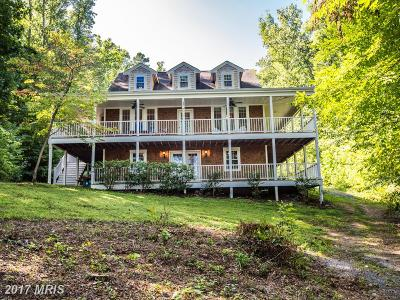 Orange Single Family Home For Sale: 7320 Old Dickersons Road