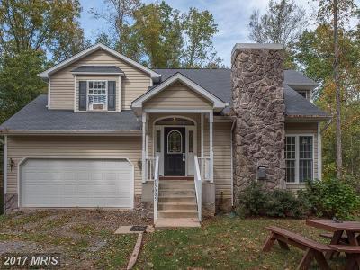 Spotsylvania Single Family Home For Sale: 15005 Dovey Road