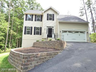 Spotsylvania Single Family Home For Sale: 9811 Catharpin Road