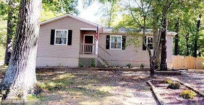 Fredericksburg Single Family Home For Sale: 226 Durham Drive