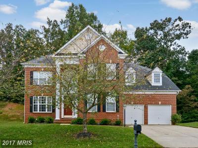 Spotsylvania Single Family Home For Sale: 6006 Copper Mountain Drive