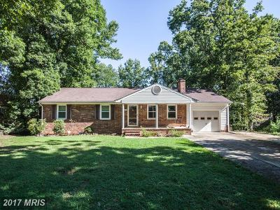 Fredericksburg Single Family Home For Sale: 334 Tulip Circle
