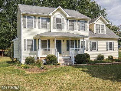 Spotsylvania Single Family Home For Sale: 10121 Spring Creek Drive