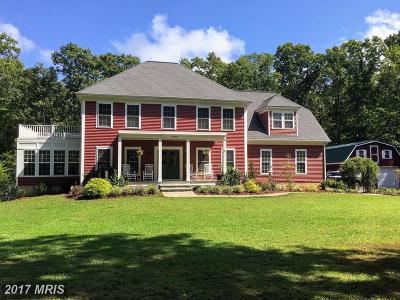Fredericksburg Single Family Home For Sale: 13545 Us Ford Road