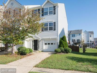 Fredericksburg Townhouse For Sale: 7028 Wytheville Circle