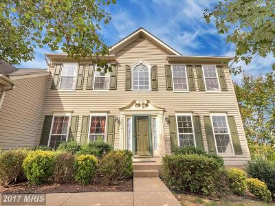 Fredericksburg Single Family Home For Sale: 3714 Carlyle Court