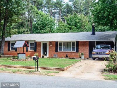 Locust Grove VA Single Family Home For Sale: $199,000