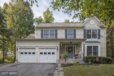 Fredericksburg Single Family Home For Sale: 5112 Queensbury Circle