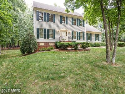 Spotsylvania Single Family Home For Sale: 10803 Perrin Circle