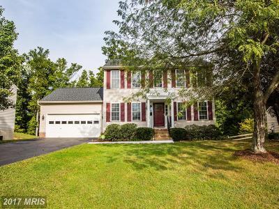 Fredericksburg Single Family Home For Sale: 9809 Gunston Hall Road