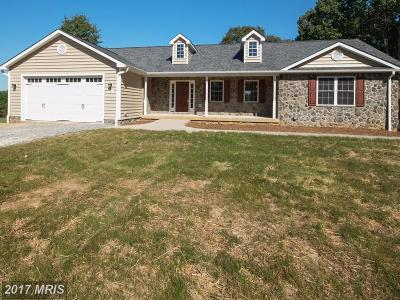 Spotsylvania Single Family Home For Sale: 7619 Babe Boy Schooler Drive