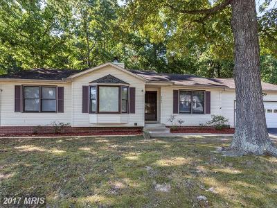 Fredericksburg Single Family Home For Sale: 5802 Danielle Drive