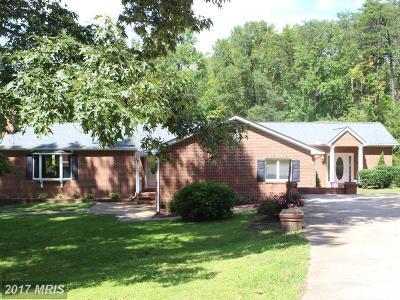 Spotsylvania Single Family Home For Sale: 215 Horseshoe Drive