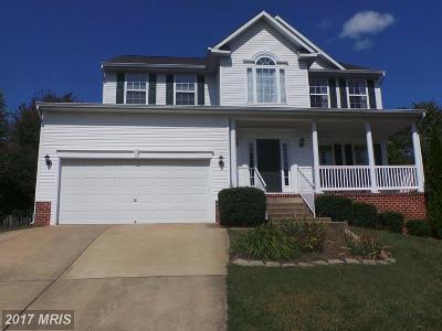 Fredericksburg Single Family Home For Sale: 6917 Hawthorne Woods Circle