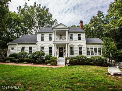 Spotsylvania Single Family Home For Sale: 8312 Lee Jackson Circle