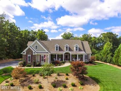 Spotsylvania Single Family Home For Sale: 11306 Hidden Cove