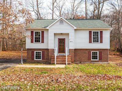Spotsylvania Single Family Home For Sale: 10711 Cobblestone Drive