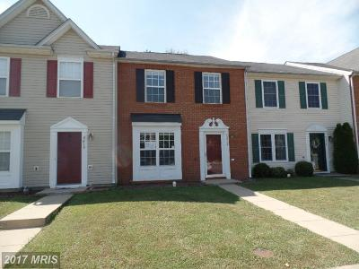 Fredericksburg Townhouse For Sale: 9812 Plaza View Way