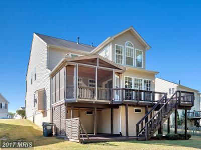 Fredericksburg Single Family Home For Sale: 9525 Evergreen Circle