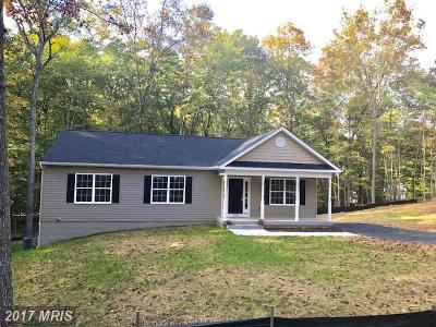 Spotsylvania Single Family Home For Sale: 13001 Flintlock Drive