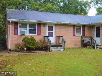 Caroline, Culpeper, Essex, Fredericksburg City, Hanover, King George, Northumberland, Richmond, Spotsylvania, Stafford, Westmoreland Rental For Rent: 10704 Rollingwood Drive #B