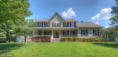 Fredericksburg Single Family Home For Sale: 6005 Nancy Court