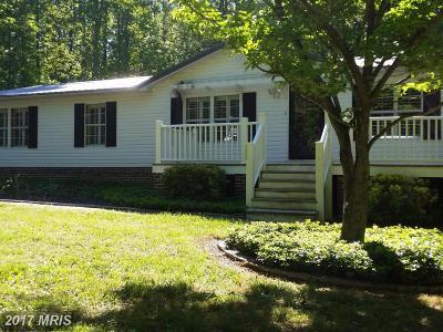 Spotsylvania Single Family Home For Sale: 5817 Paynes Lane
