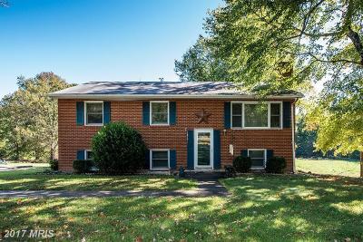Spotsylvania Single Family Home For Sale: 9109 Old Block House Lane