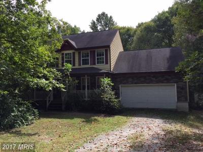 Partlow VA Single Family Home For Sale: $179,900