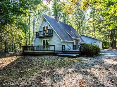 Orange Single Family Home For Sale: 7300 Hidden Brook Road