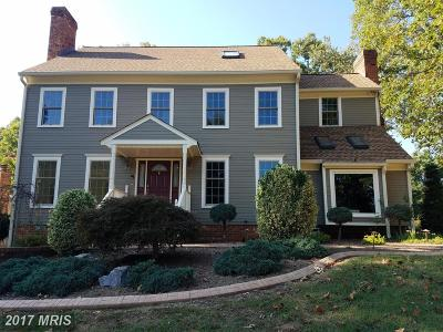 Fredericksburg Single Family Home For Sale: 7 Foxhall Circle