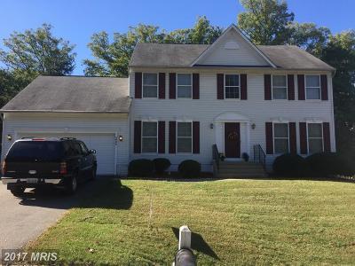 Fredericksburg VA Single Family Home For Sale: $369,900