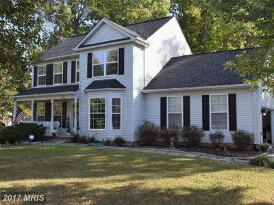 Spotsylvania Single Family Home For Sale: 10611 Crestwood Drive