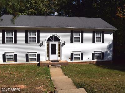 Spotsylvania Rental For Rent: 12522 Wilderness Park Drive
