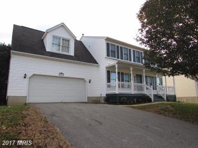 Fredericksburg Single Family Home For Sale: 6006 Wickenden Street