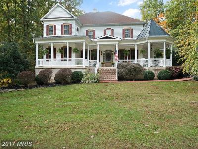 Spotsylvania Single Family Home For Sale: 11924 Sawhill Boulevard