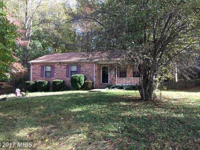 Spotsylvania Single Family Home For Sale: 10409 Bluebird Lane