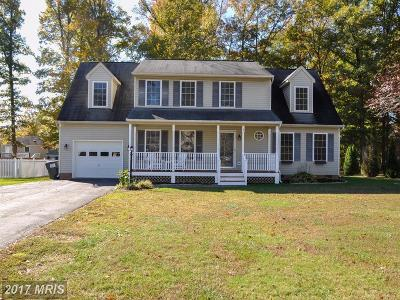 Single Family Home For Sale: 10112 Ballston Road