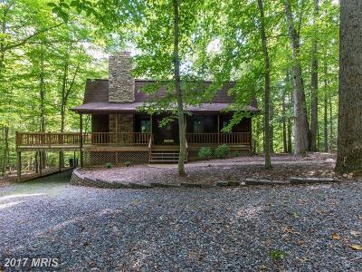 Fredericksburg Single Family Home For Sale: 3 River Oak Place