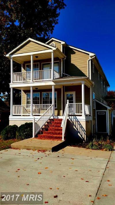 Fredericksburg Single Family Home For Sale: 2906 Lafayette Boulevard