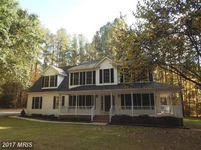 Spotsylvania Single Family Home For Sale: 9900 Brock Road