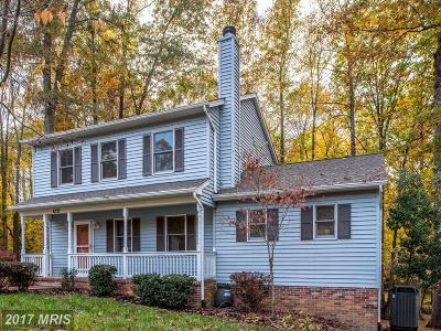 Spotsylvania Single Family Home For Sale: 10712 Bradford Street