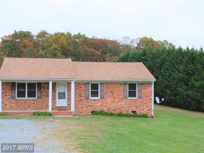 Spotsylvania Rental For Rent: 7725 Curtis Lane
