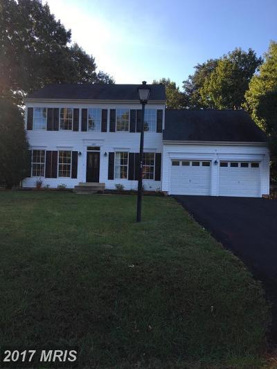 Fredericksburg Single Family Home For Sale: 5602 Westbury Court
