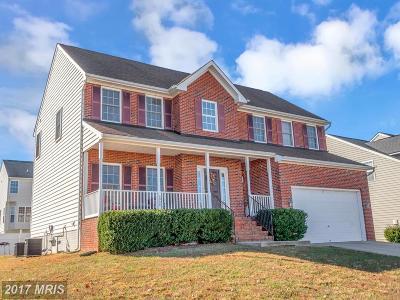 Spotsylvania Single Family Home For Sale: 5908 West Copper Mountain Drive