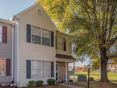 Fredericksburg Townhouse For Sale: 11208 Wedgemere Court